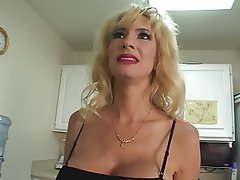 Blowjob, Facial, Big Boobs, Blonde