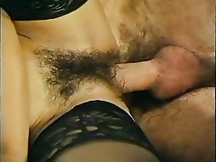 Anal, Stockings, Lingerie, Hairy