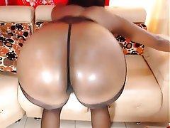 Big Butts, Lingerie, Webcam