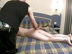 Amateur, BDSM, Spanking, Webcam