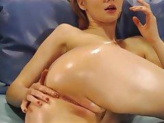 Webcam, Anal, Babe, Blonde