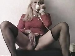 French, Anal, Dildo, Mature