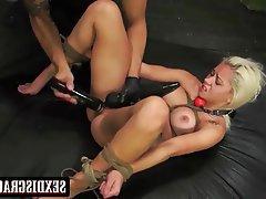BDSM, Blonde, Bondage, Hardcore