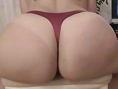 Amateur, Big Butts, Lingerie, Big Ass