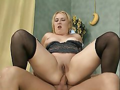 German, Anal, BBW, Blonde