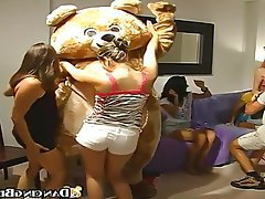 Blowjob, CFNM, Group Sex, Orgy, Party