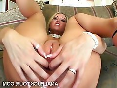 Anal, Hardcore, Big Cock, Blonde, Big Butts