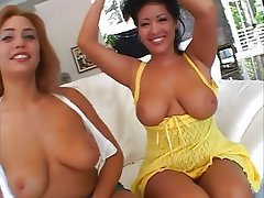 Anal, Big Boobs, Threesome