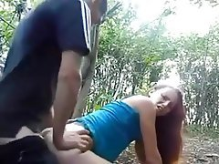 Anal, Outdoor, Russian