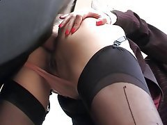 Anal, Babe, Brunette, Russian