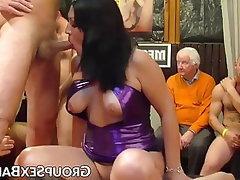 Anal, Blowjob, Group Sex, MILF