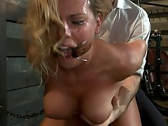 Anal, BDSM, Blonde, Rough