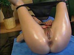 Anal, Ass, Brunette, Close Up