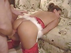 Amateur, Anal, Masturbation, Stockings
