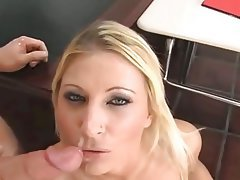 Cumshot, Facial, Interracial, MILF, Threesome