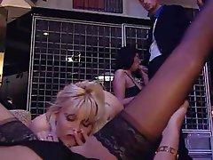 Anal, Cumshot, Group Sex, Italian