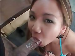 Anal, Asian, Creampie, Interracial