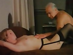 Cuckold, Hairy, MILF, Old and Young, Vintage
