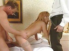 Anal, Blonde, Double Penetration, Pornstar