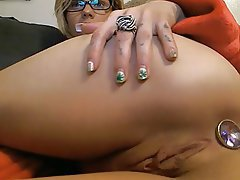 Anal, Masturbation, Small Tits