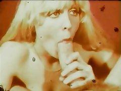 Blowjob, Cumshot, Pornstar, Vintage