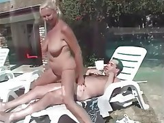 Anal, Facial, Granny, Threesome
