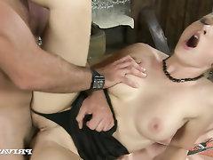 Anal, Big Tits, Blowjob, Cumshot