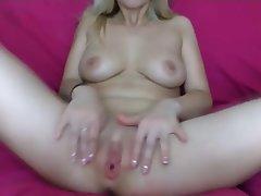 Anal, Masturbation, Webcam