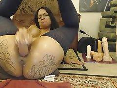 Anal, Squirt, Webcam